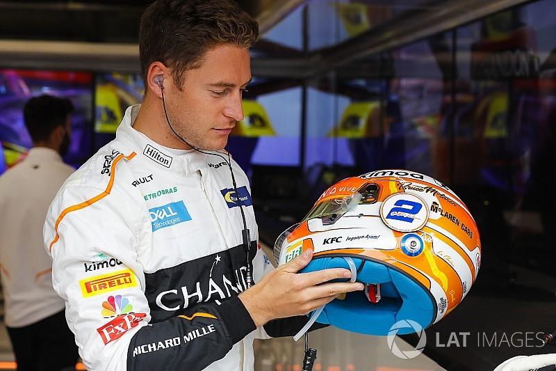 """Interview Stoffel Vandoorne: """"Ik probeer nog altijd te genieten op het circuit"""""""