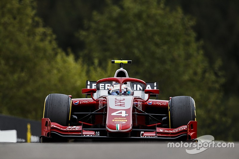 De Vries vence en Spa y reclama su cuota de atención en la F2