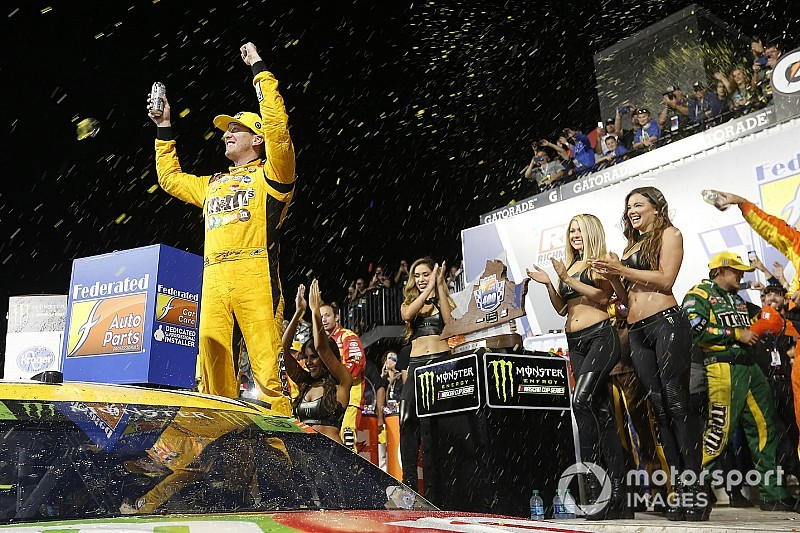 Кайл Буш одержал 50-ю победу в NASCAR Cup