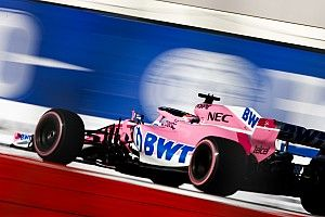 Force India pide a Pérez y a Ocon que se den más espacio