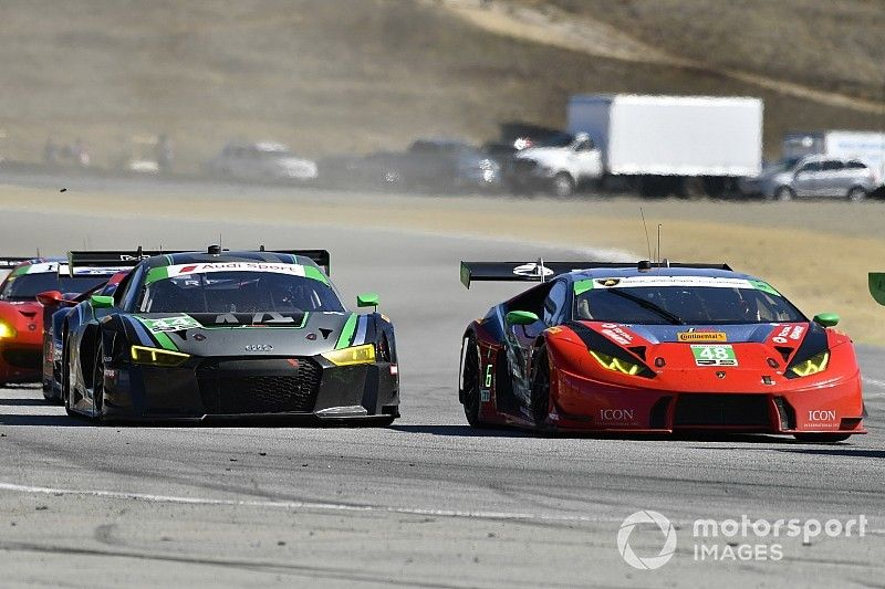 Magnus Racing switches to Lamborghini Huracan for 2019