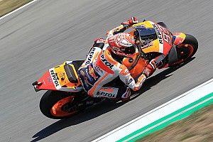 FP4 MotoGP Ceko: Marquez tutup sesi latihan tercepat