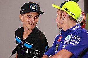 Marini tidak ingin terburu-buru balap MotoGP
