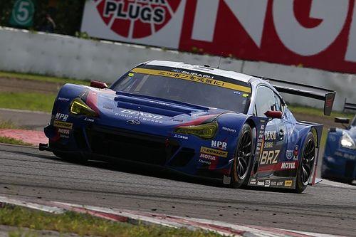 スバルBRZ、ポールポジションから圧勝。終盤の波乱も関係なし