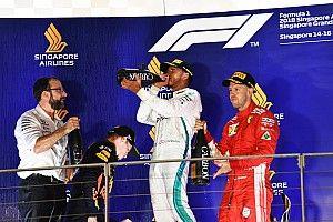 """Vettel: """"P3 was niet het doel, zeker niet op deze manier"""""""