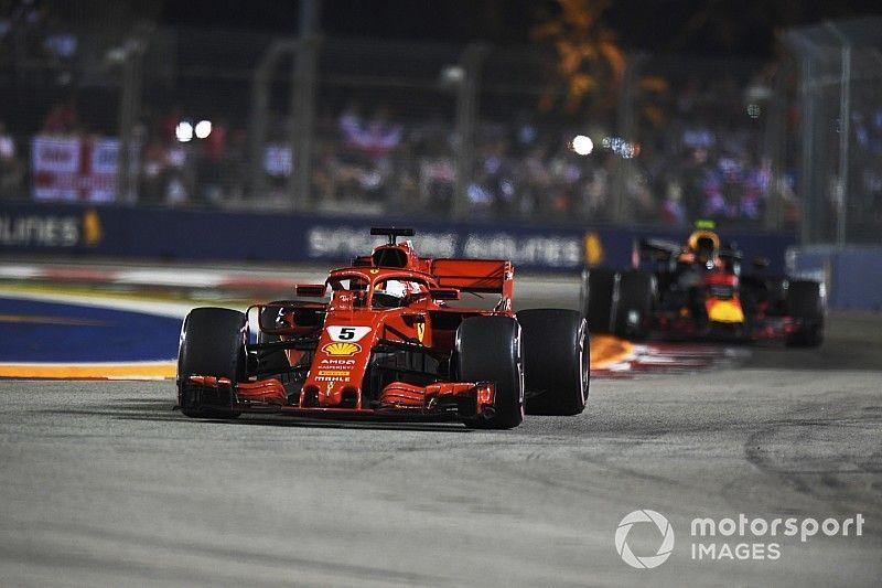 Ferrari: la Rossa è parsa inadeguata per la prima volta dall'inizio della stagione
