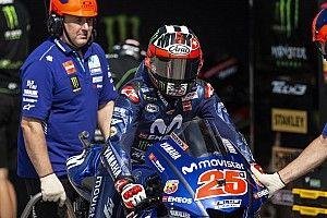 EL1 - Les Yamaha en tête, les Ducati et Márquez en embuscade