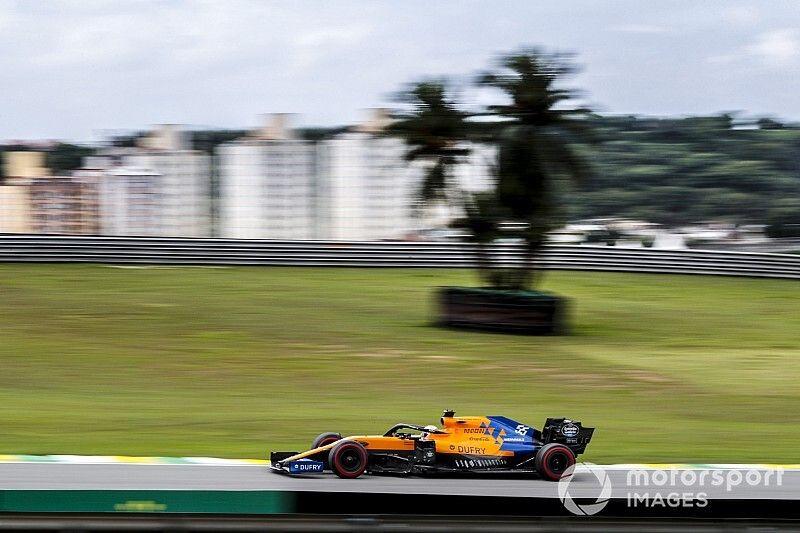 Renault encuentra la causa que hace salir último a Sainz en Brasil