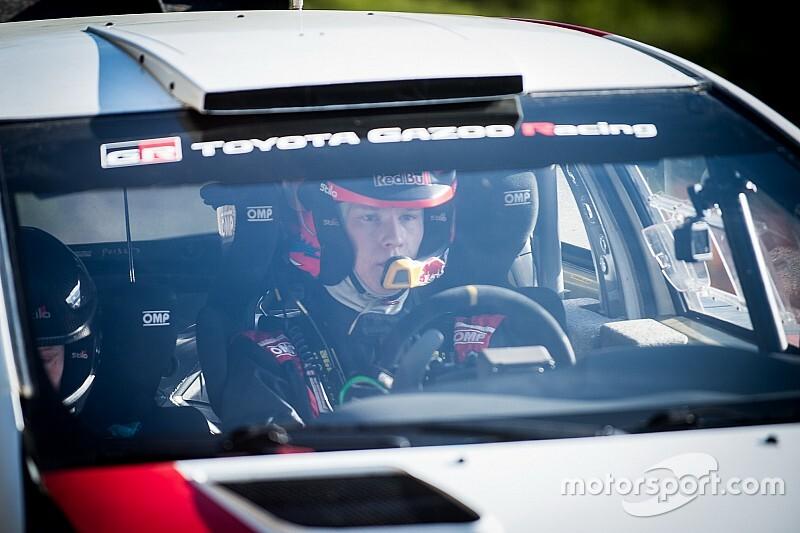 Nowi w Yarisie WRC