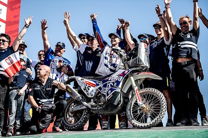 Orlen Team na mecie Rajdu Dakar