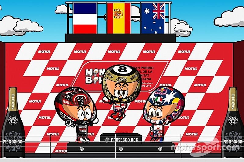 Vídeo: el GP de Valencia de MotoGP, por MiniBikers