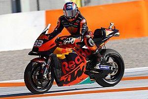 """Schwieriger MotoGP-Test für Binder: """"Tat immer noch die falschen Dinge"""""""
