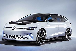 Volkswagen ID. Space Vizzion - egy kombi is érkezett az ID. családba