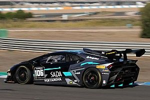 Lamborghini, AM+LC: Aghahkani, Lovelady e Harrison in pole