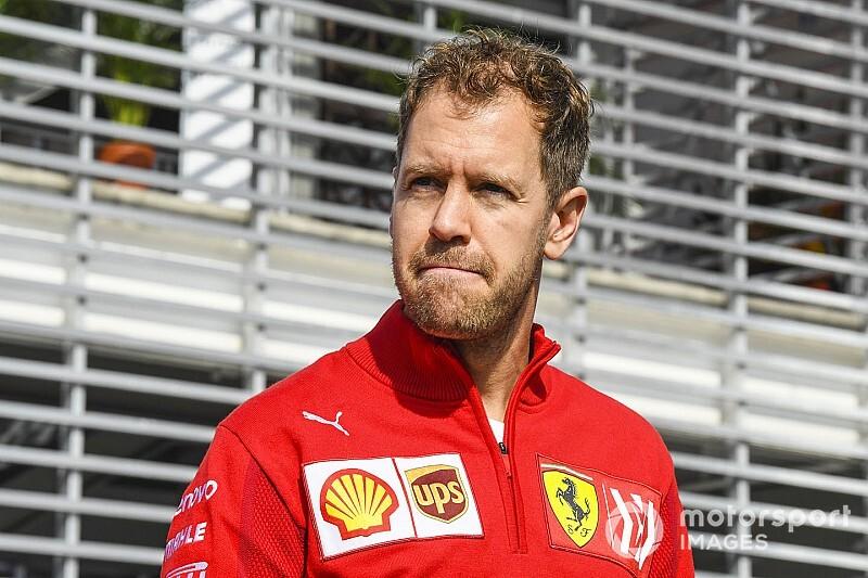 Vettel beállt Hamilton mögé a Föld problémái kapcsán