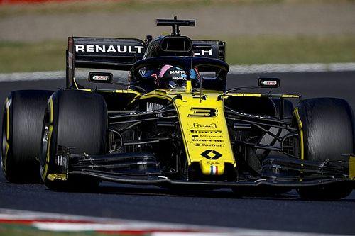 Ricciardo miał powody do zadowolenia