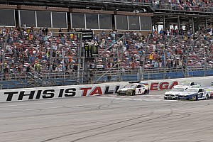 NASCAR Talladega: Ryan Blaney gewinnt Fotofinish bei Playoff-Crashs