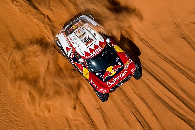 Nagy képgaléria a Dakar Rali 8. szakaszáról