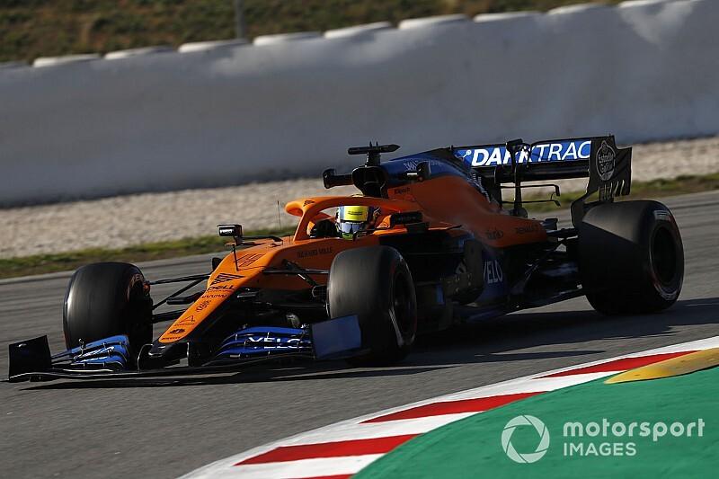 """McLaren voor aanvang tweede testweek: """"Beste start in jaren"""""""
