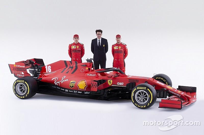 """Extrem"" und ""komplett anders"": Mattia Binotto erklärt den Ferrari SF1000"