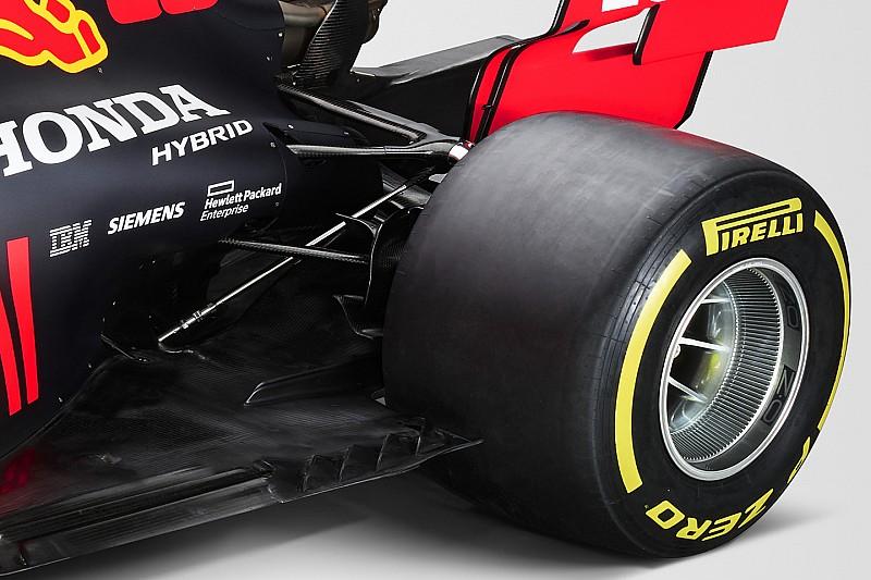 Összesített képgaléria a Red Bull új F1-es autójáról, az RB16-ról