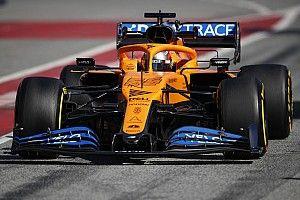 Testupdate 10u: Sainz zet McLaren bovenaan, Hamilton productief