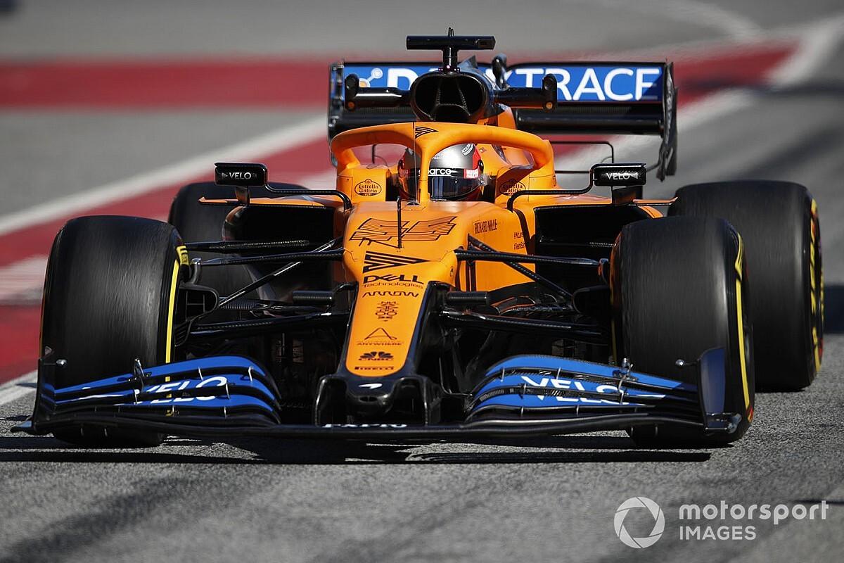 Сайнс: Спросил McLaren, почему мы не копируем Mercedes