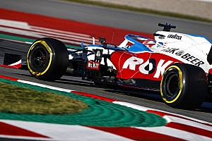 Williams already on third Mercedes engine of testing