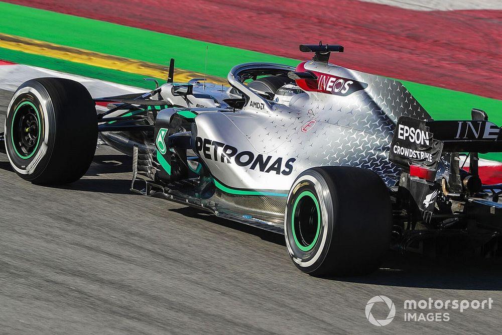 Mercedes crea un plan ecológico y de desarrollo sostenible para la F1