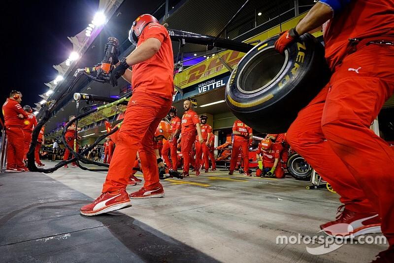 Az F1 leggyorsabb kiállásai: tarolt a Red Bull, nagyon nem elégedett a Ferrari