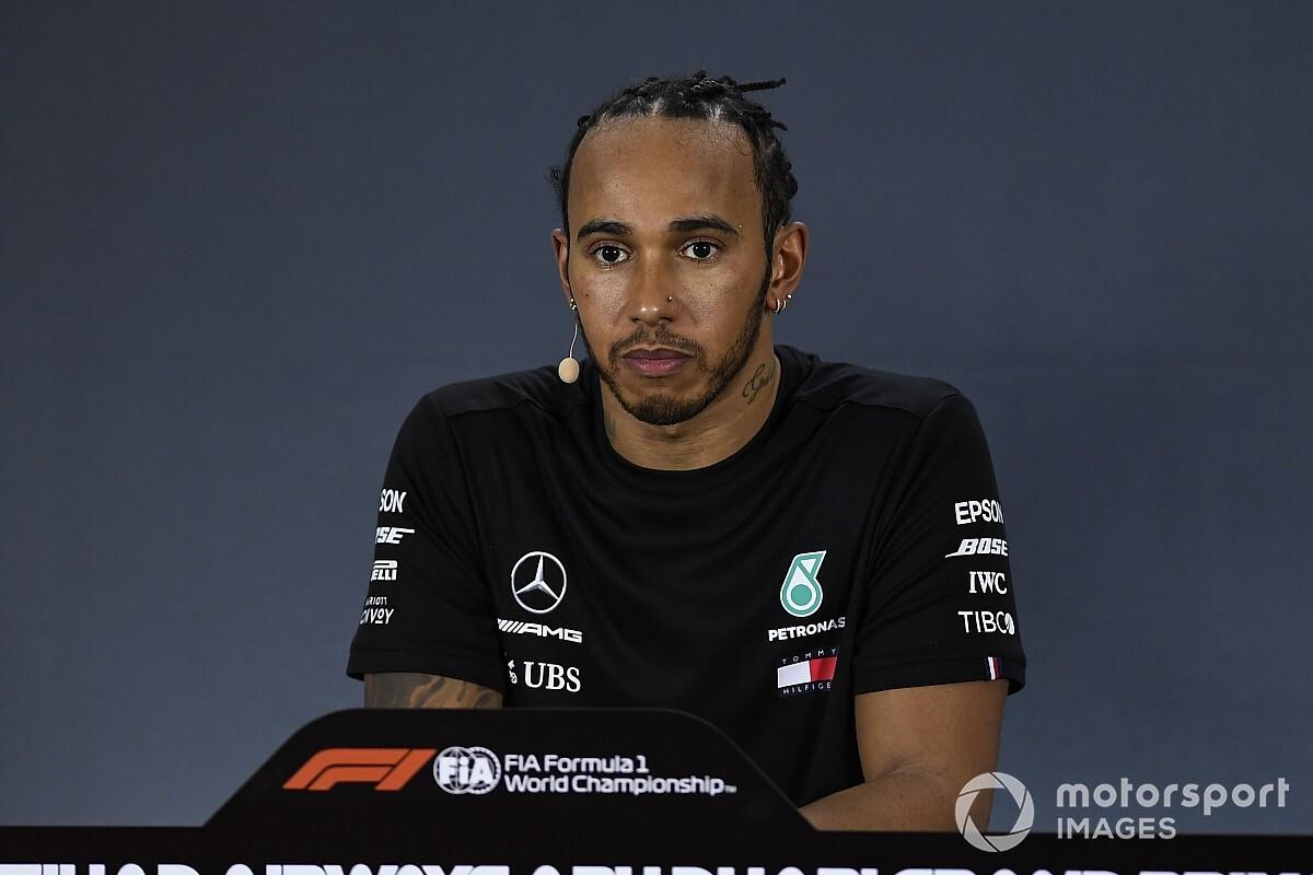 Hamilton is reagált Ecclestone szavaira