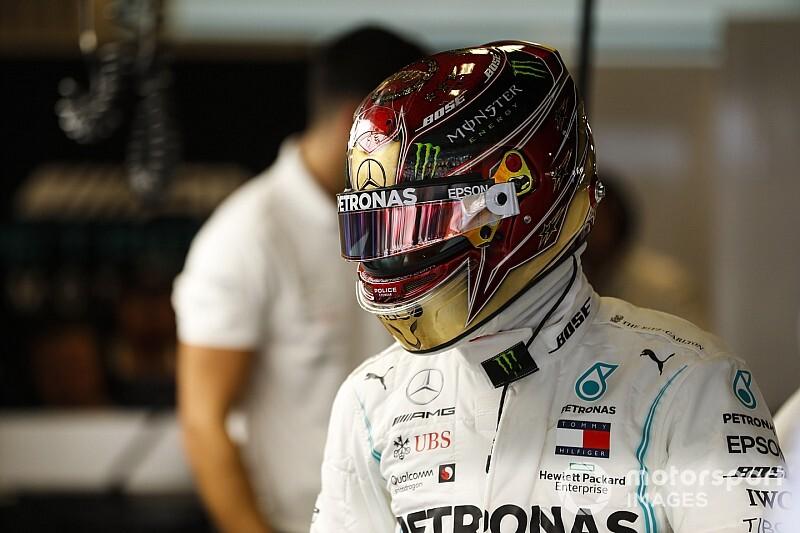 Hamiltonnak nem volt jó napja, mert már a jövőnek dolgozik