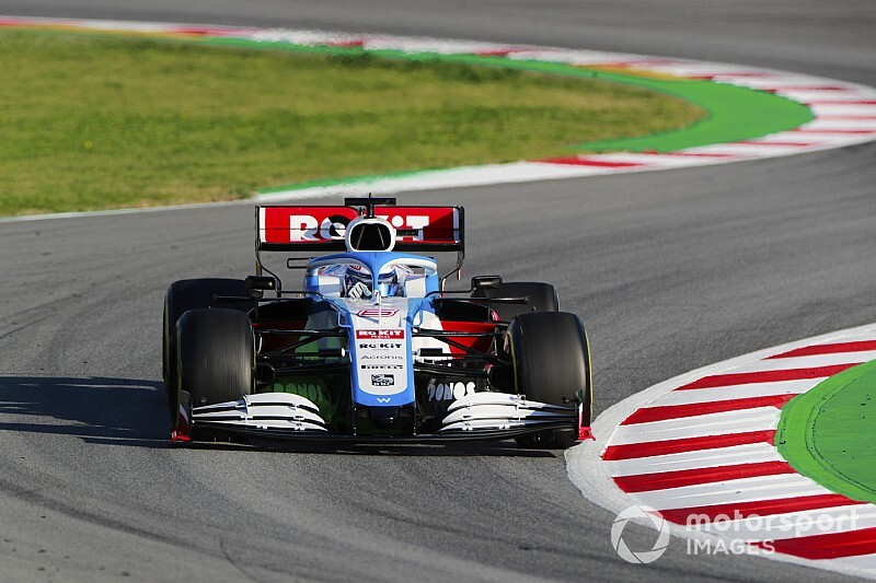 "Williams ""unrecognisable"" compared to 12 months ago"