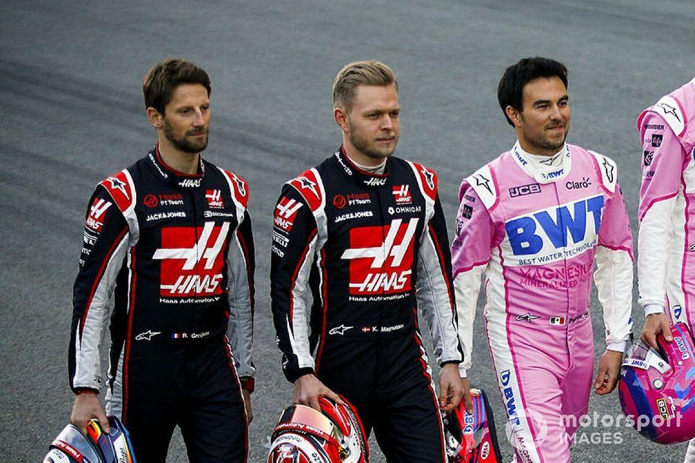 Haas a une dizaine de pilotes sur sa short-list