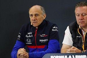 Tost, Toro Rosso'nun 2019'daki durumundan memnun kaldı