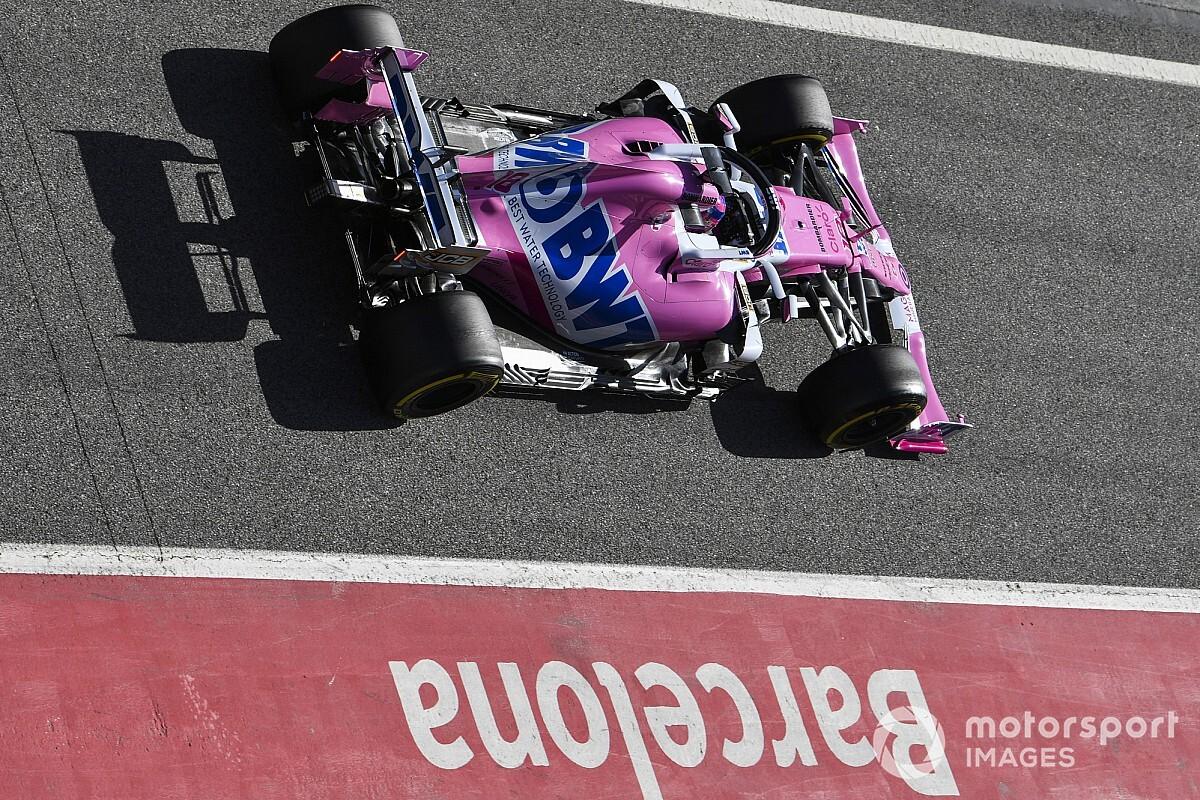 Racing Point: Hele aerodynamica op de schop door verandering vloer