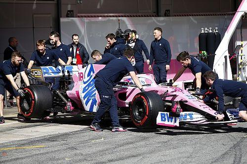 """Racing Point aún tiene """"el presupuesto más bajo"""" de la F1"""