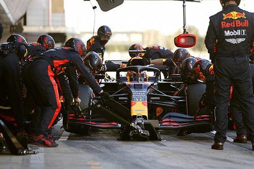Red Bull n'a pas peur du plafonnement budgétaire