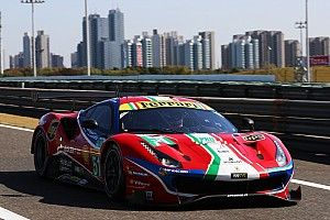 Ferrari stripped of Shanghai GTE Pro WEC victory