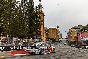Newcastle Supercars: Whincup takes provisional pole