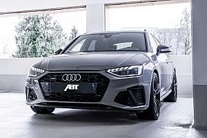Az Audi A4 Avant lett az ABT Sportsline e heti kliense, plusz harminc lóerőt kapott