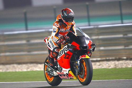 Marquez izgul a Honda formája miatt, de csak Katarban