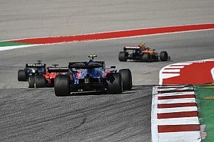 Austin va corriger ses bosses pour le retour de la F1