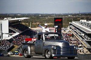 Лучшие фото Гран При США: воскресенье