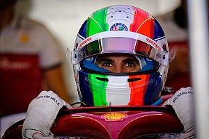 """Alfa Romeo, Giovinazzi: """"Io so come si riprende dopo tanto tempo"""""""
