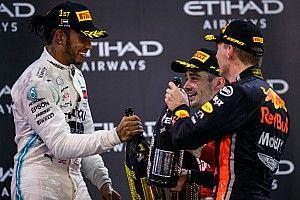 La F1 va abandonner la traditionnelle cérémonie du podium