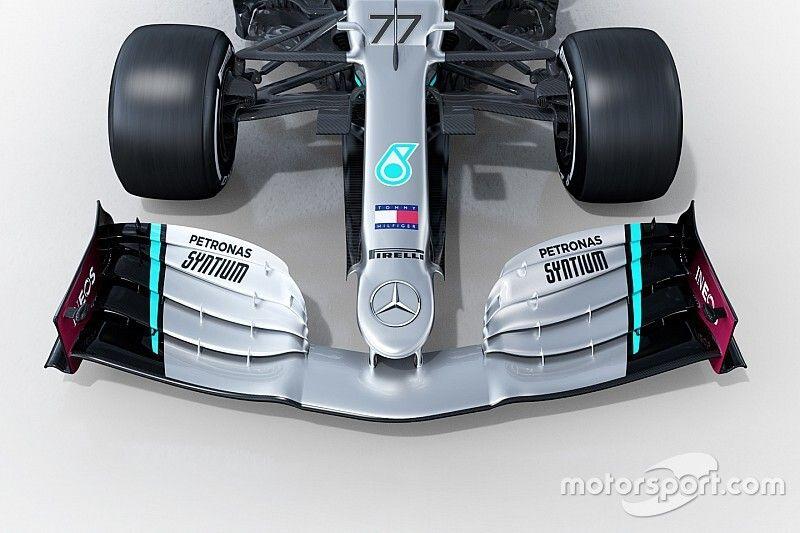 """Mercedes : """"Certains sont déjà tournés vers 2021, mais pas nous"""""""