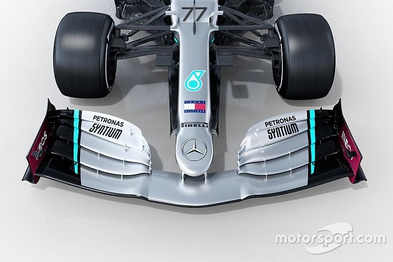 Összesített képgaléria a Mercedes új F1-es autójáról, a W11-ről