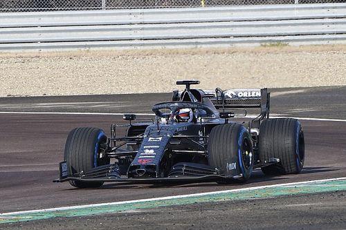 Vidéo - Räikkönen en piste avec Alfa Romeo à Fiorano