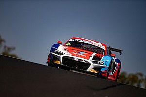 Bathurst 12 Hour: Crashes cut final practice short